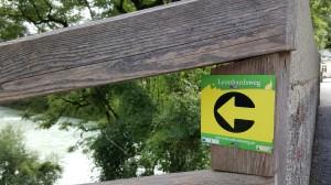 Leonhardsweg Richtung Kaiserhof