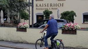 Movel E-Bikes im Kaiserhof Anif